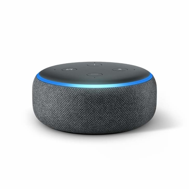 An Echo Dot