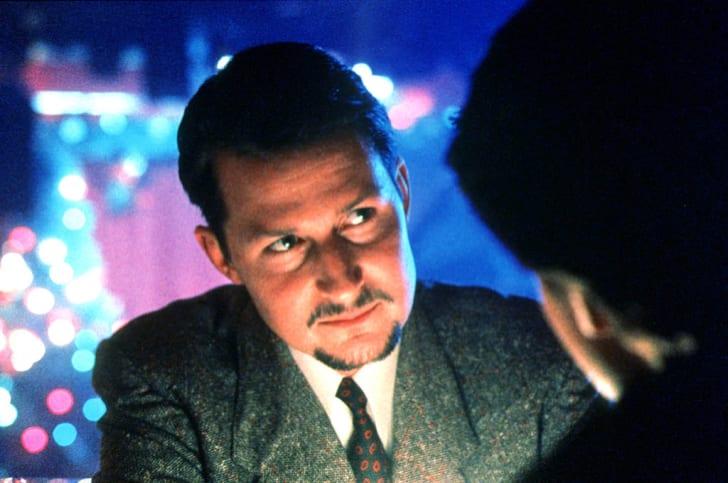 """Todd Field as Nick Nightingale in Stanley Kubrick's """"Eyes Wide Shut"""