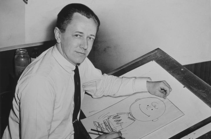Charles Monroe Schulz ( November 26, 1922 – February 12, 2000) was a 20th-century American cartoonist best known worldwide for his Peanuts comic strip