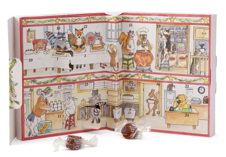 Carmel Advent calendar