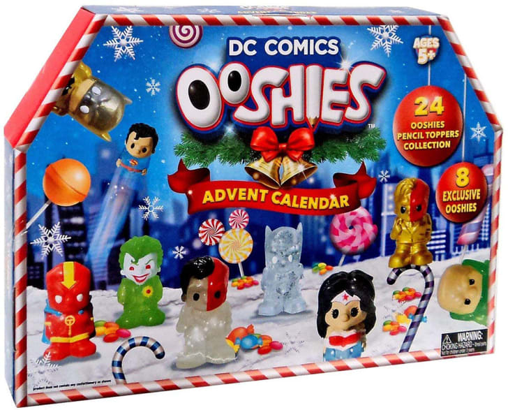 Ooshies Advent Calendar