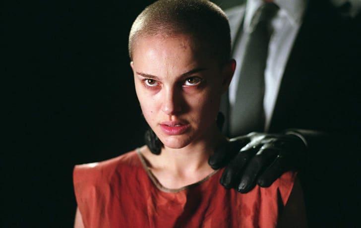 Natalie Portman in V for Vendetta (2005)