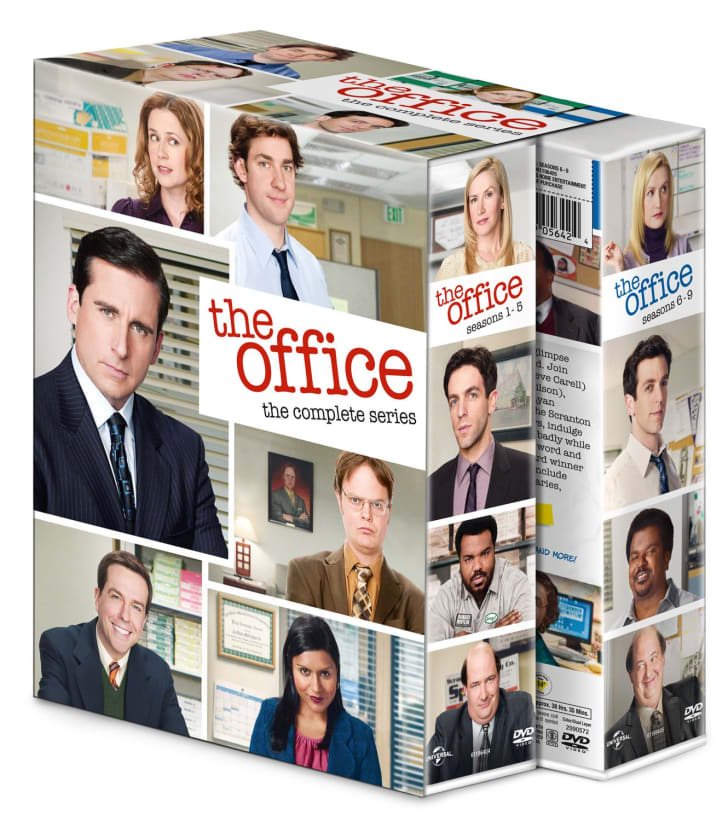 The Office complete DVD set