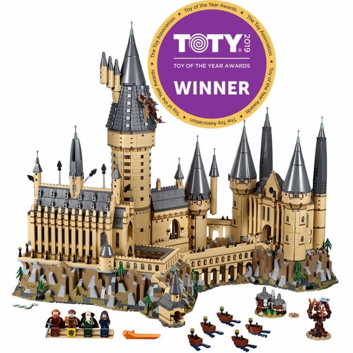 lego hogwarts castle set