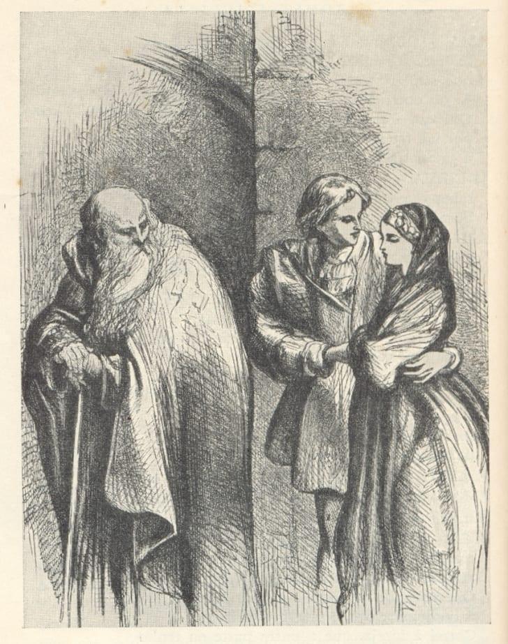 Romeo and Juliet,Act II- Scene-VI
