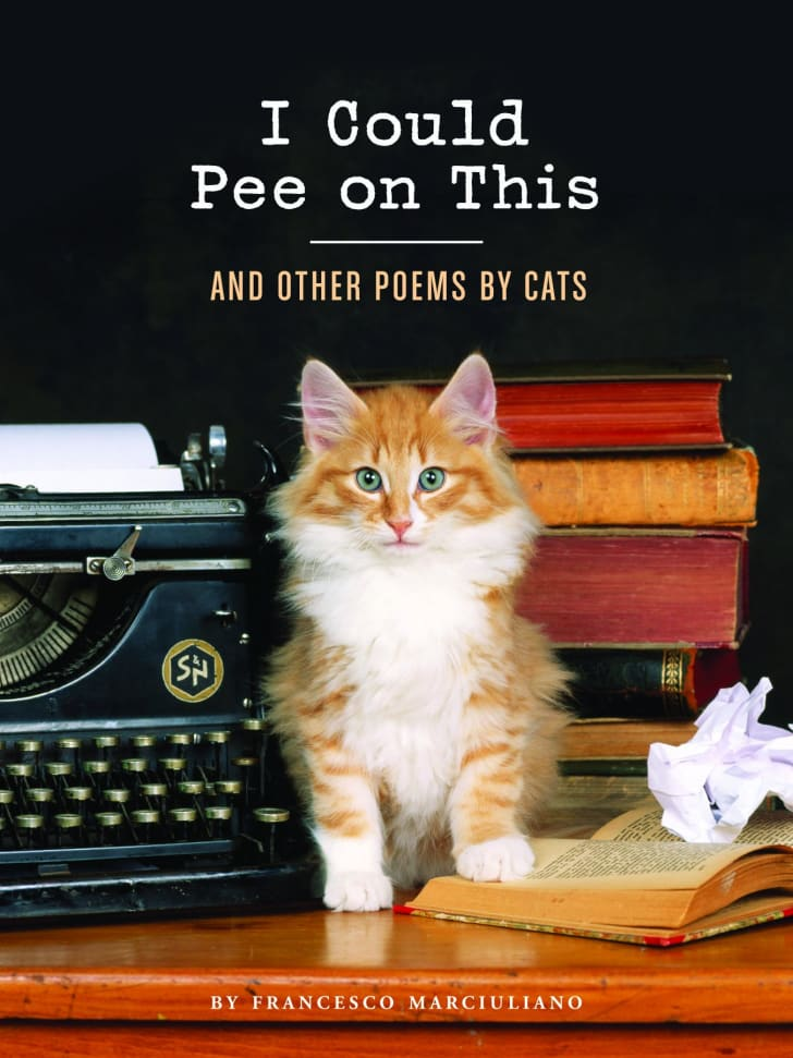 I Could Pee On This book from Amazon.