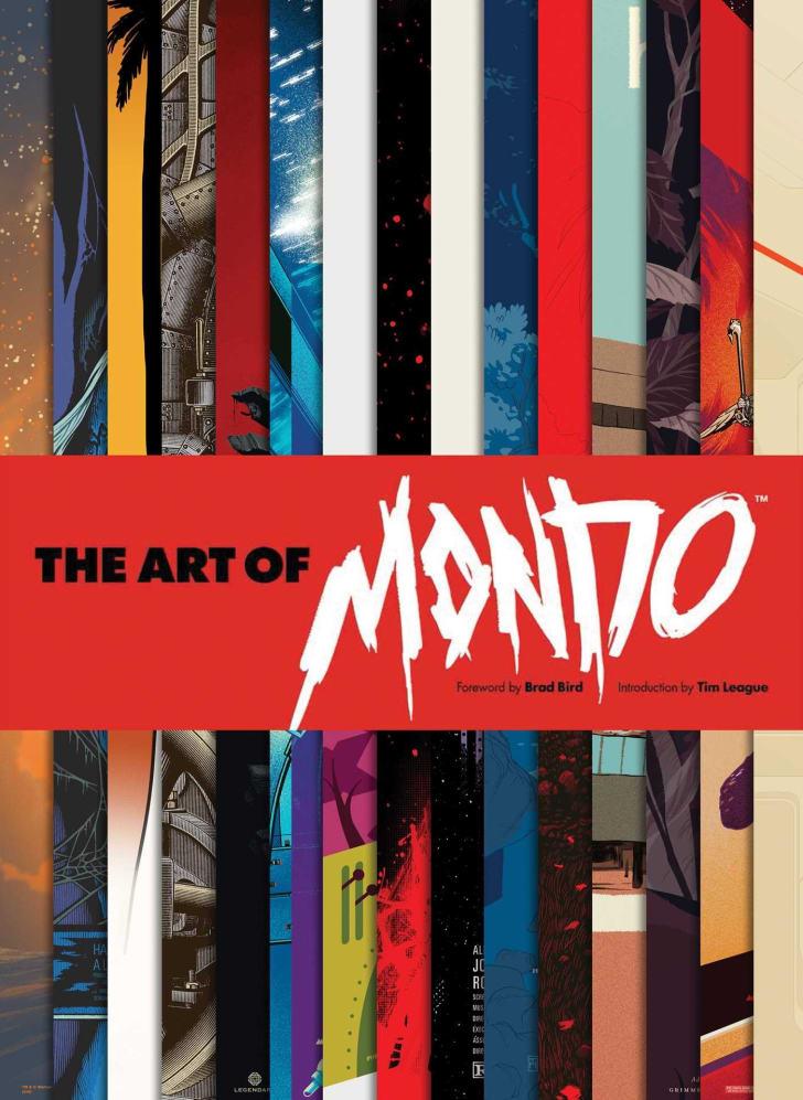 The Art of Mondo book Available on Amazon.