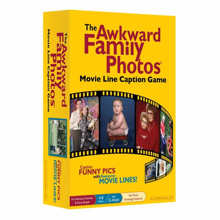 The Awkward Family Photos Game.