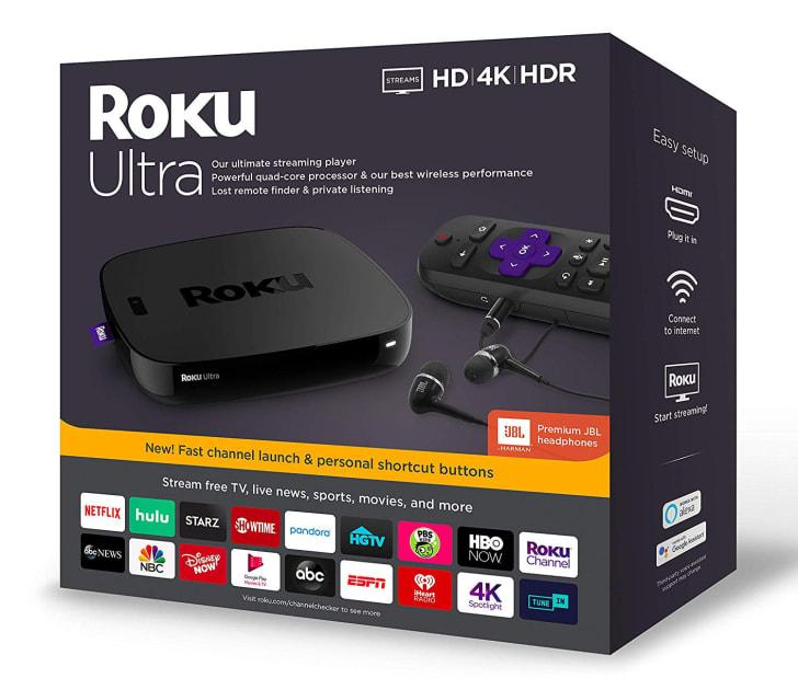 Roku Ultra from Amazon