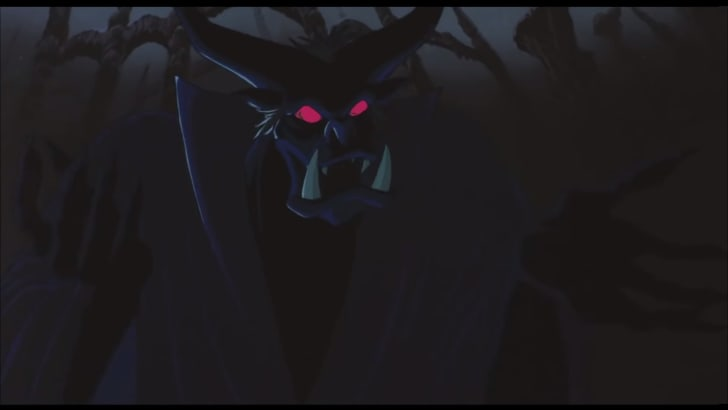 nightmare king from little nemo adventures in slumberland