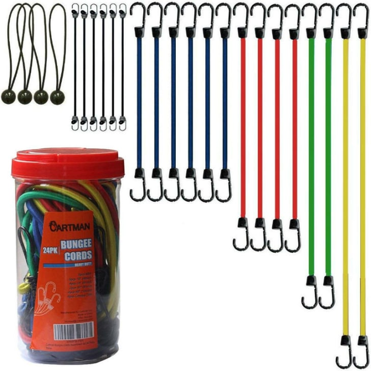 Cartman Bungee Cords are pictured