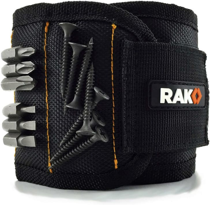 The RAK Magnetic Wristband is pictured