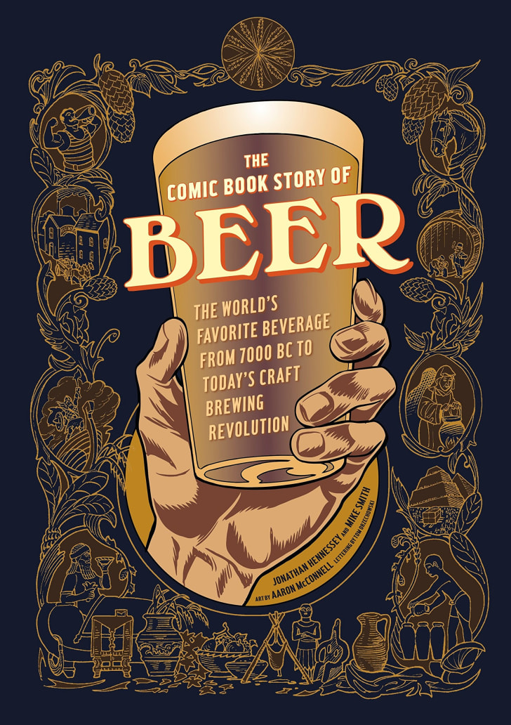 The Comic Book Story of Beer.
