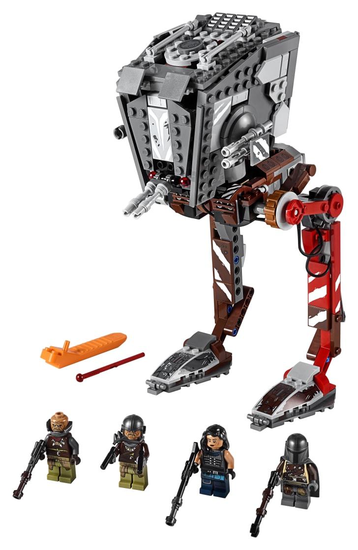 AT-ST Star Wars LEGO Sets.