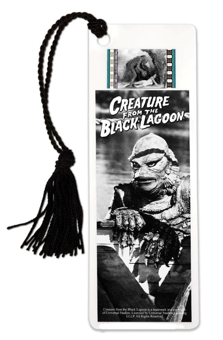 Creature From the Black Lagoon bookmark.