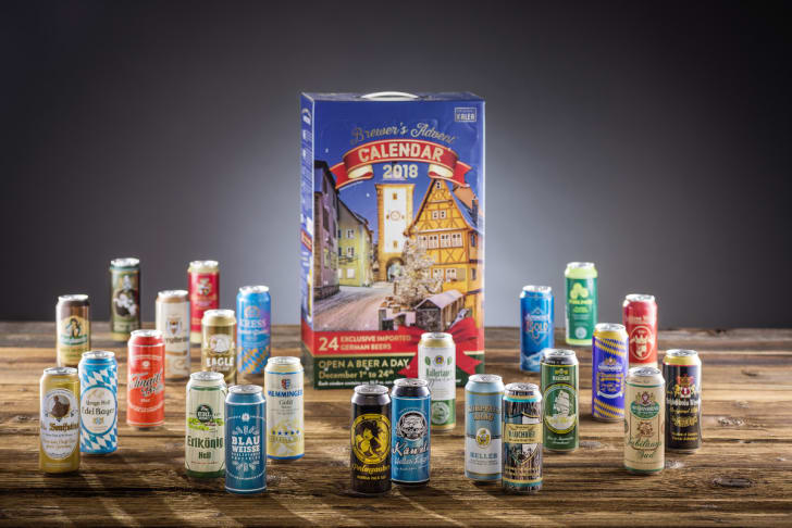 Kalea german craft beer advent calendar