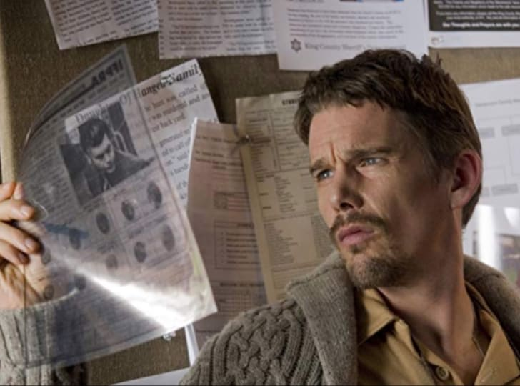 Ethan Hawke in 'Sinister' (2012)
