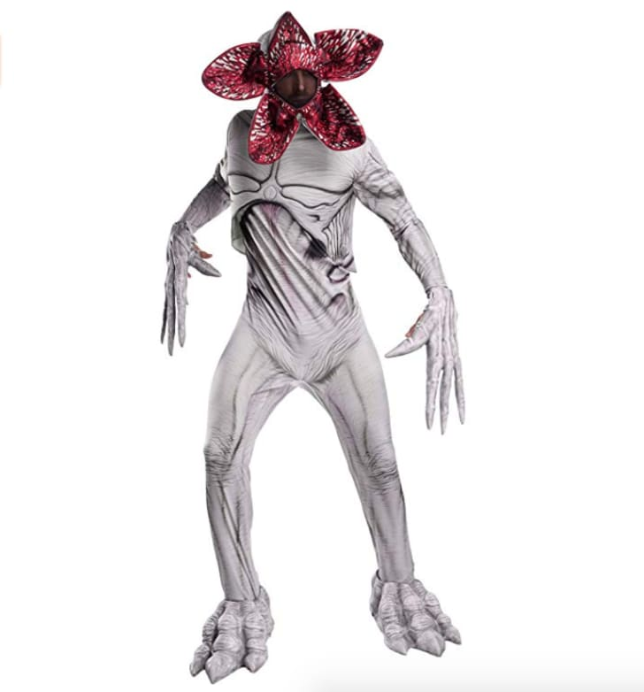 Demogorgon costume from Stranger Things.