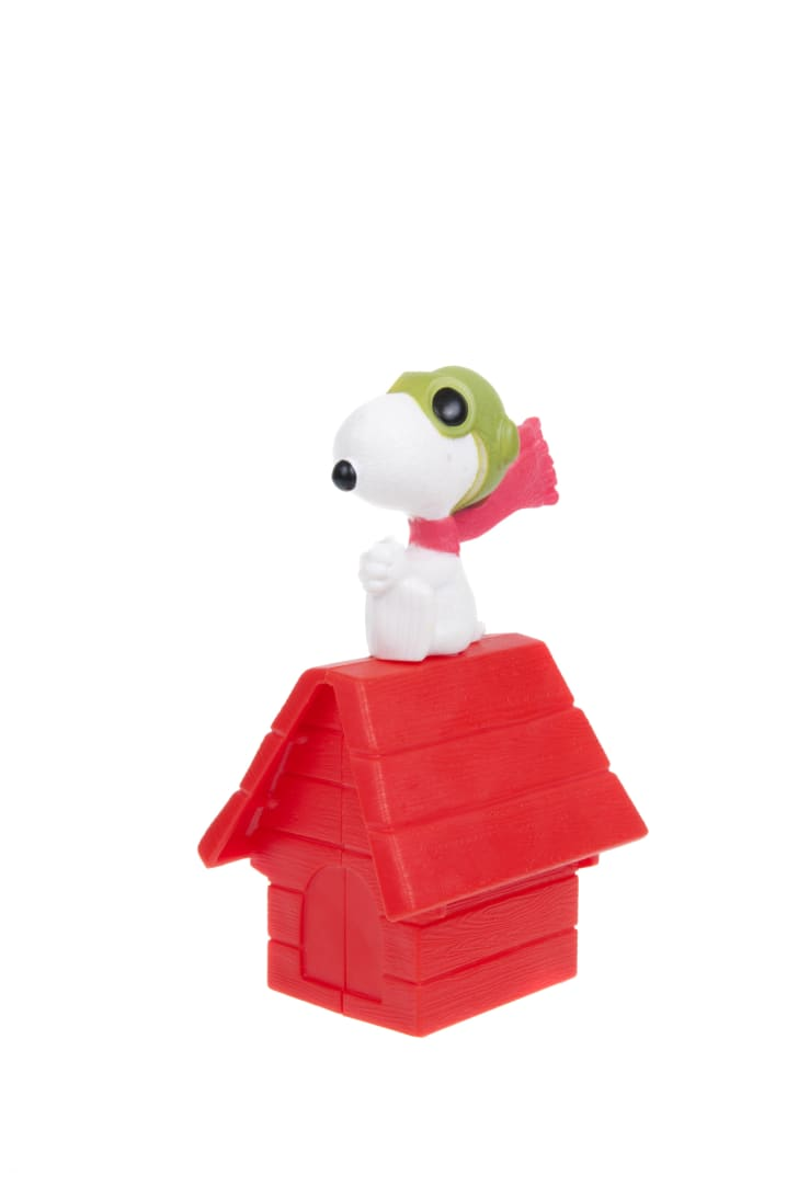 Flying Ace Snoopy 2015 Happy Meal Toy