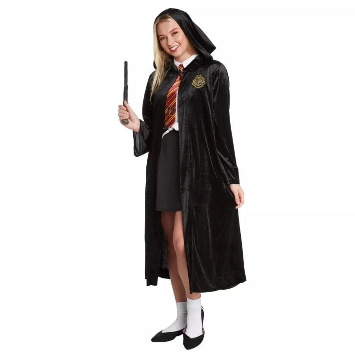 Harry Potter Robe Halloween Costume.