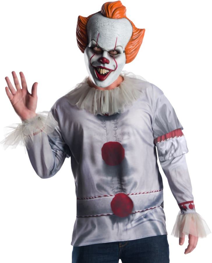 Pennywise Halloween Costume from Rubie's.