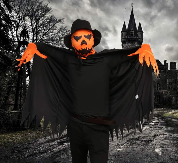 Pumpkin Reaper Costume from Amazon
