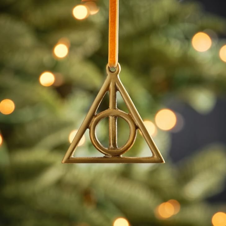 Harry Potter ornament.