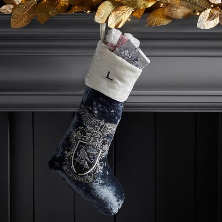 Harry Potter stocking.