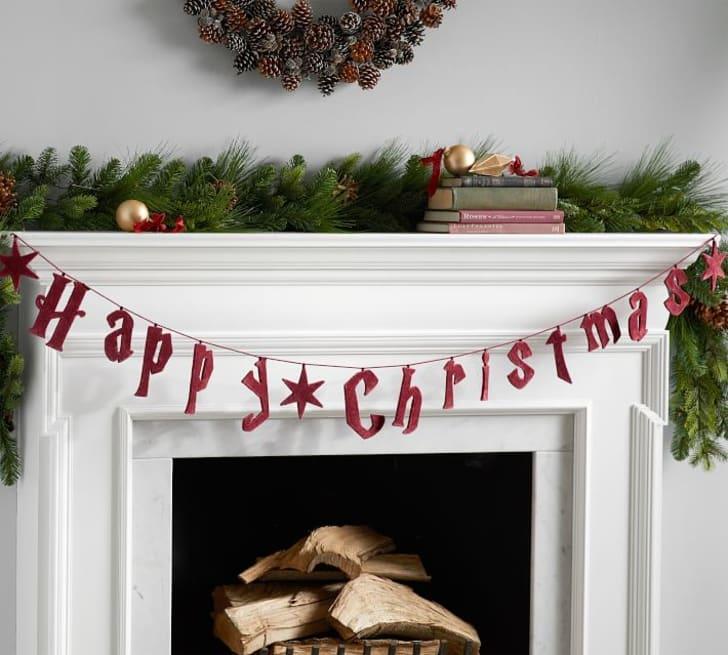 Harry Potter Christmas decoration.