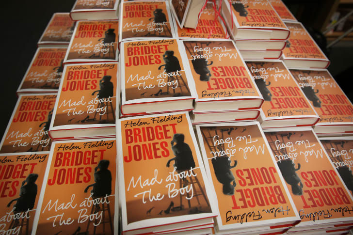 Helen Fielding's Bridget Jones Diaries have sold 15 million copies worldwide and have been made into two hit films.