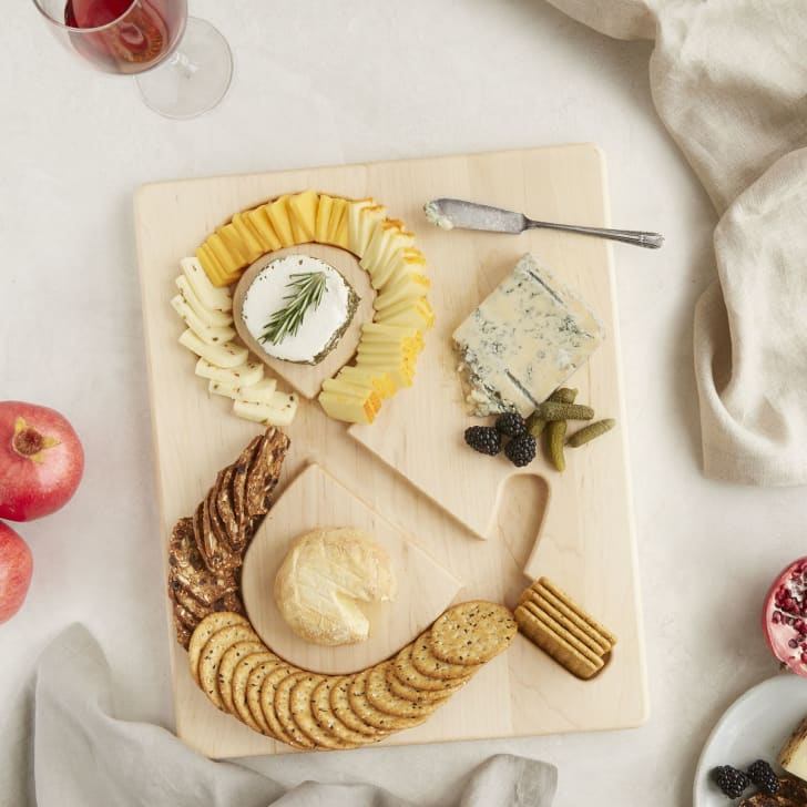 Uncommon Goods Ampersand Cheese Board
