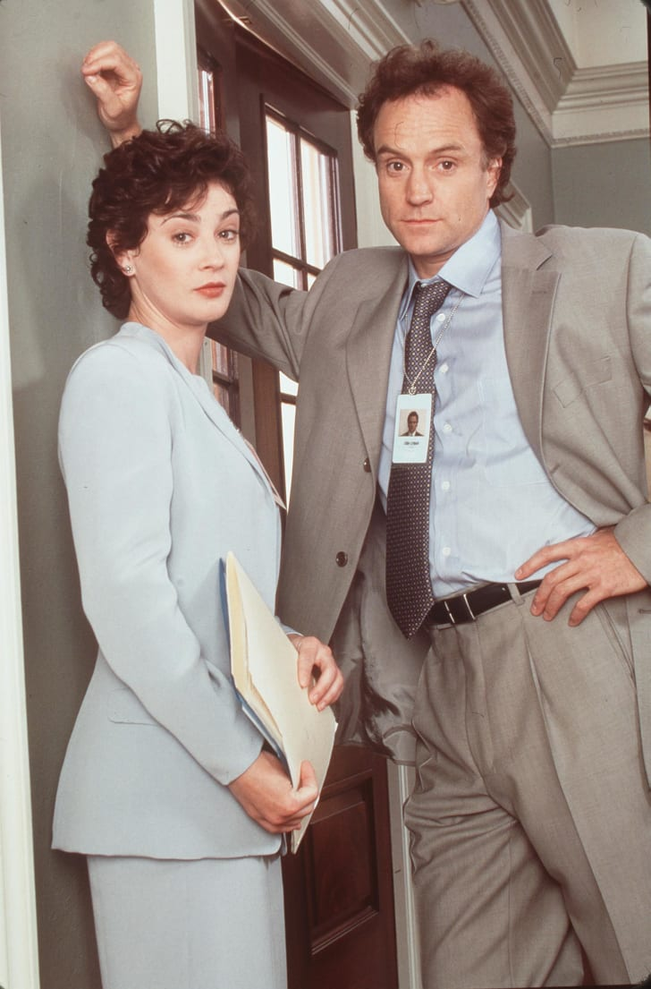 Moira Kelly And Bradley Whitford Star In The West Wing