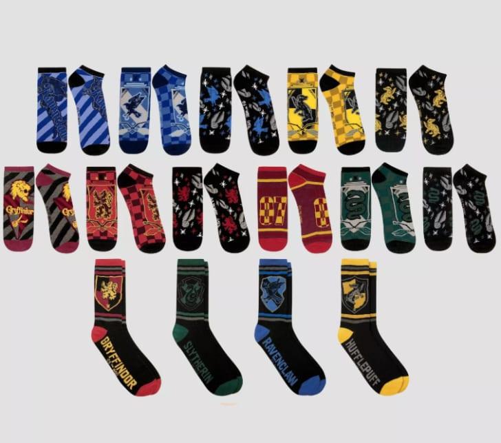 Harry Potter socks from Target.