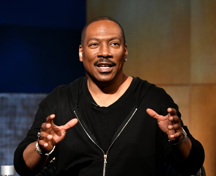 Eddie Murphy speaks onstage during the LA Tastemaker event for Comedians in Cars at The Paley Center for Media on July 17, 2019 in Beverly Hills City