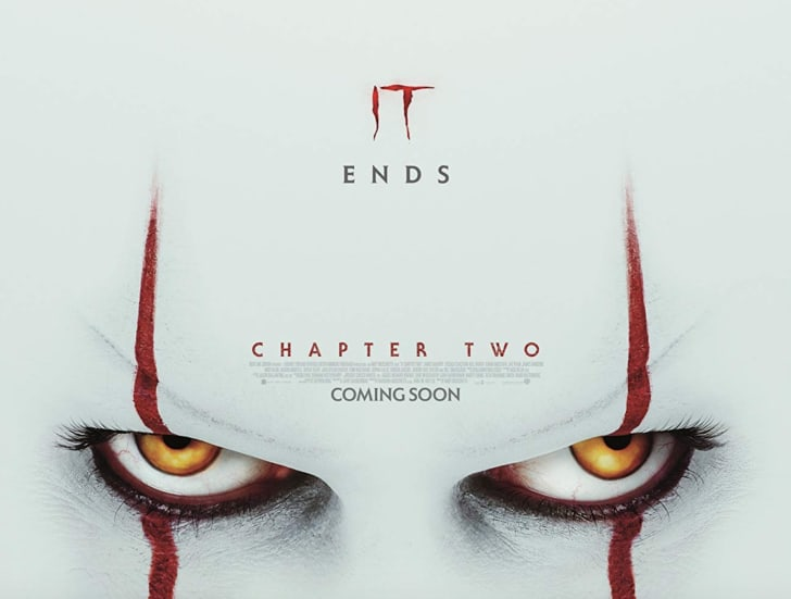 Promotional poster for 'It Chapter 2' (2019).