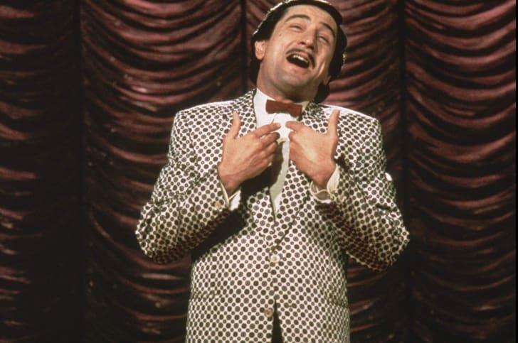 Robert De Niro in The King of Comedy (1982)