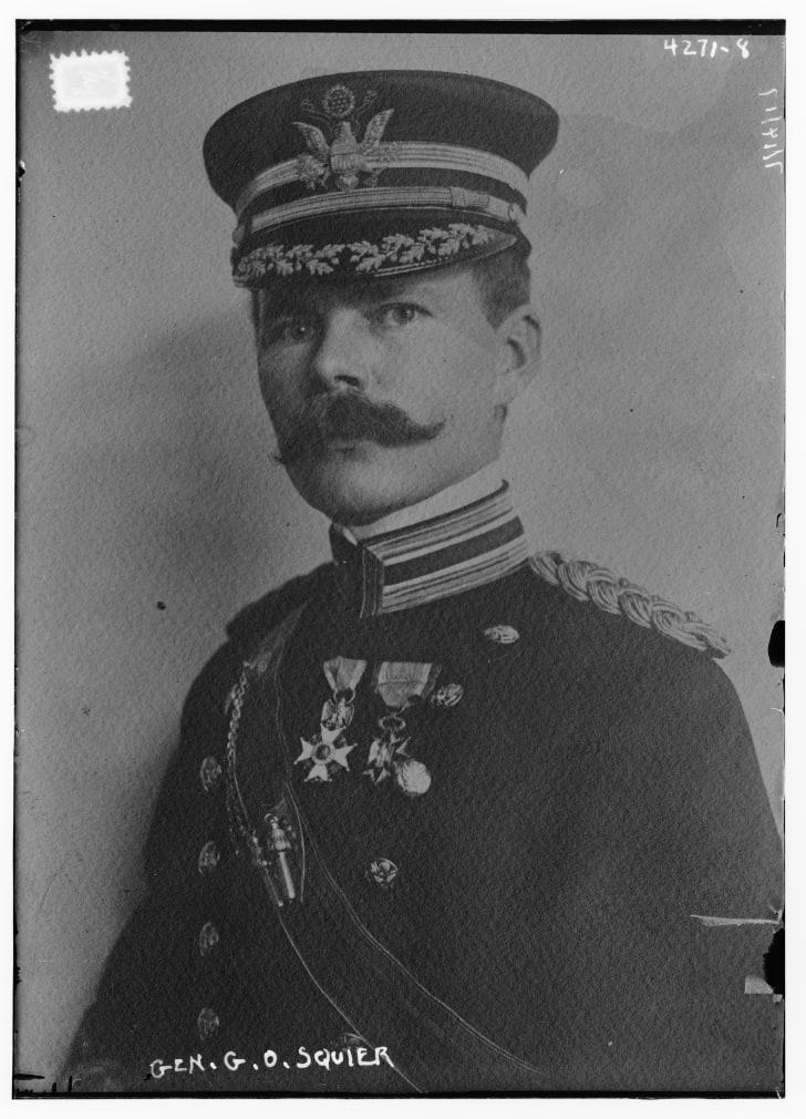 Major General George Owen Squier