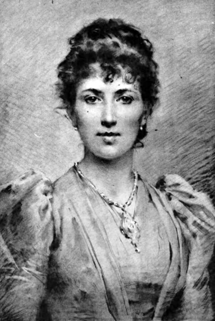 Agnes . Marshall, ice cream queen