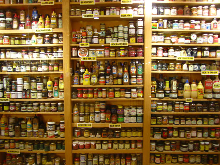 The National Mustard Museum