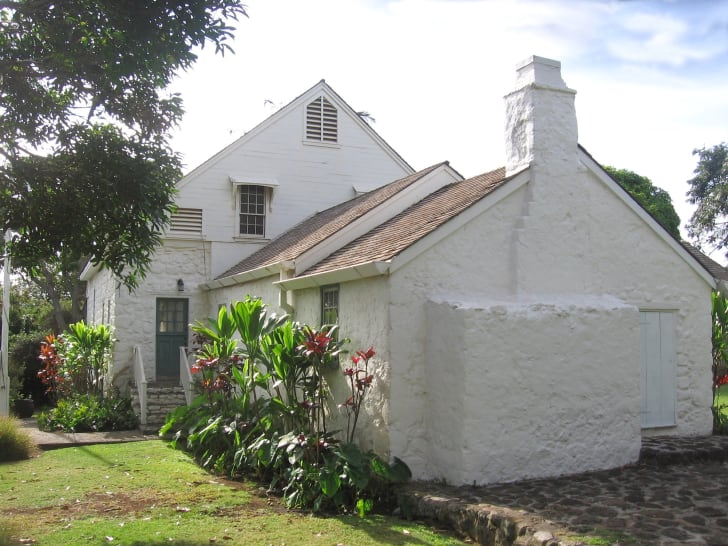 Photo of the Bailey House Museum