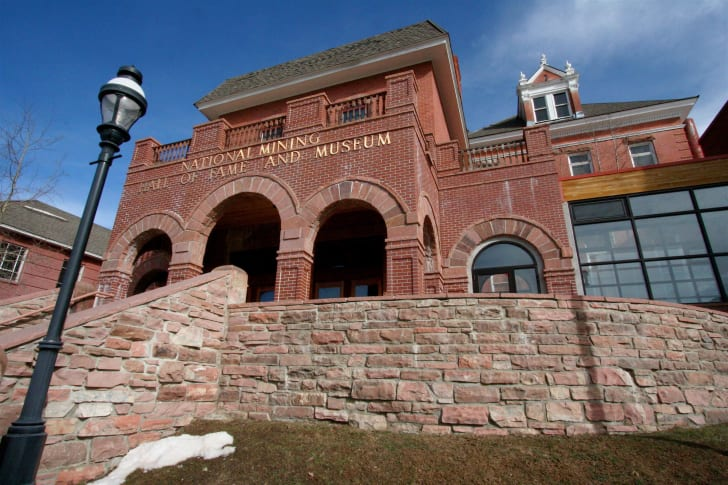 National Mining Museum and Hall of Fame, Leadville CO