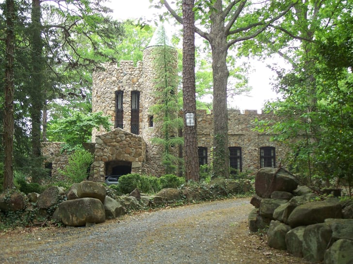 Gimghoul Castle in Chapel Hill, North Carolina