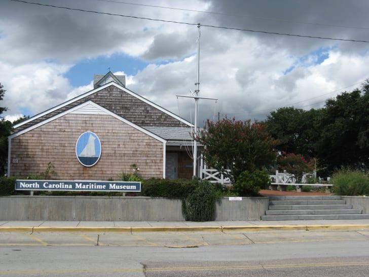 North Carolina Maritime Museum