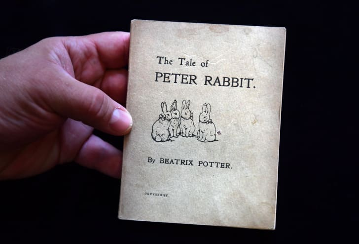 The Tale of Peter Rabbit original edition