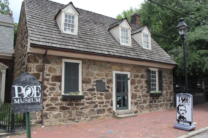 Poe Museum, Richmond, Virginia
