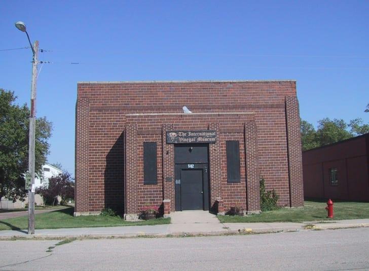 International Vinegar Museum, Roslyn, South Dakota