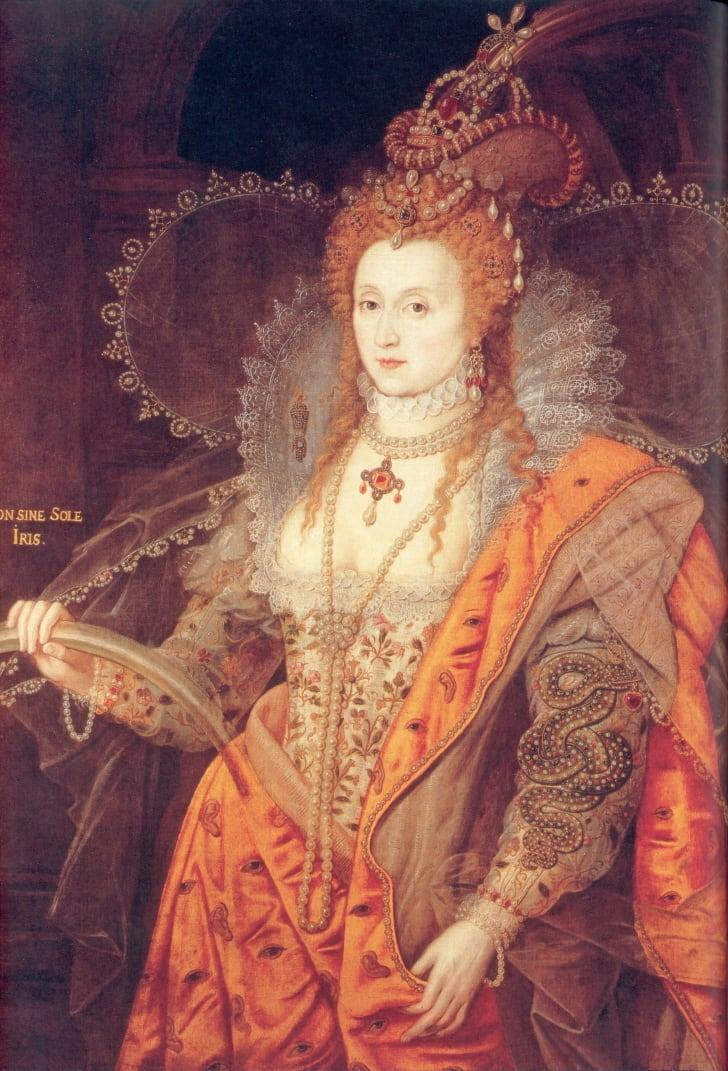 Elizabeth I Rainbow Portrait