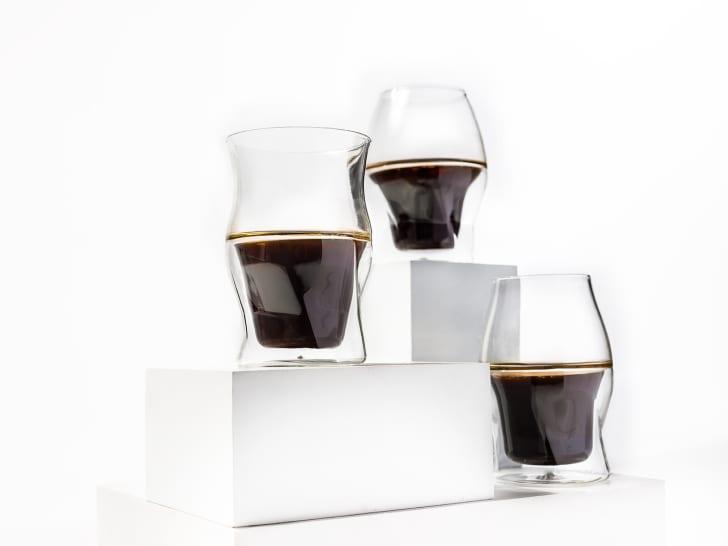 Avensi coffee glass