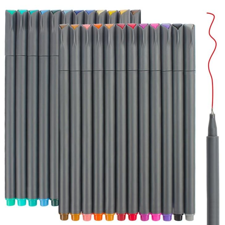 taotree fineliner pens