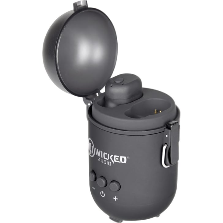 wicked audio syver bluetooth speaker and earbuds
